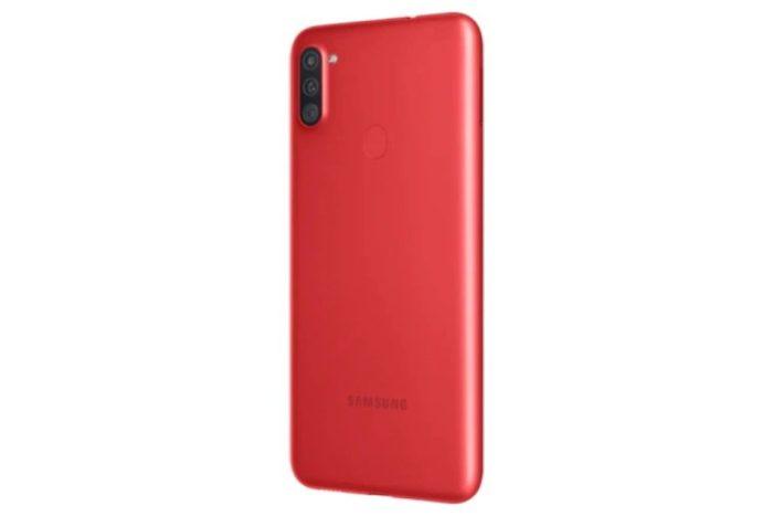 گوشی سامسونگ گلکسی A51 حافظه 128GB رم 6GBa قرمز