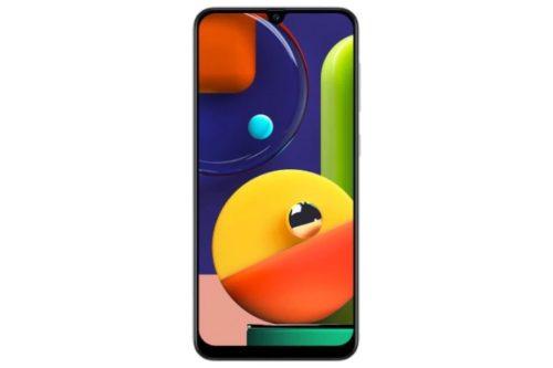 گوشی سامسونگ Galaxy A50s گنجایش 128GB با رم 6 گیگابایت سفید