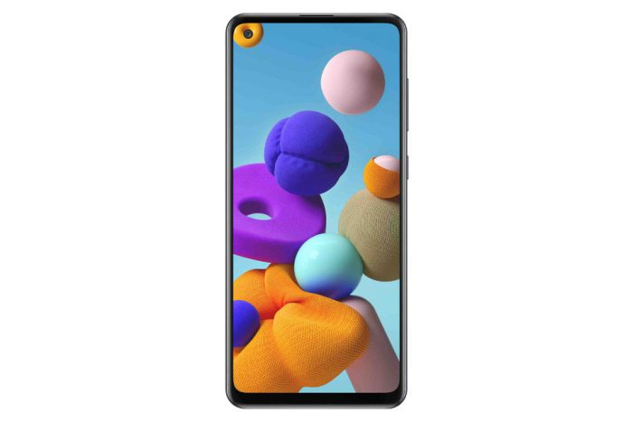 گوشی سامسونگ Galaxy A21s گنجایش 64GB رم 4GB