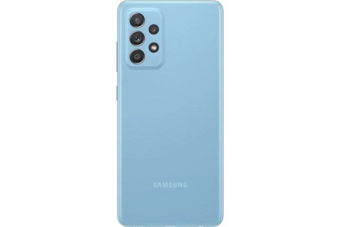 گوشی سامسونگ گلکسی A52 حافظه 128GB رم 6GB آبی