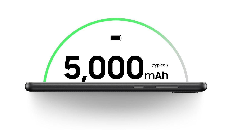 باتری 5000 میلی آمپری
