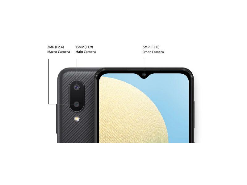 دوربین جلو و عقب | گوشی سامسونگ گلکسی A02 حافظه 64GB