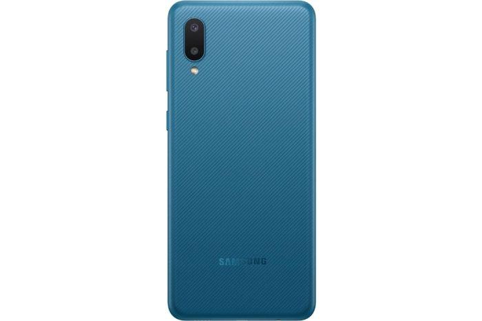 گوشی سامسونگ گلکسی A02 حافظه 64GB رم 3GB آبی