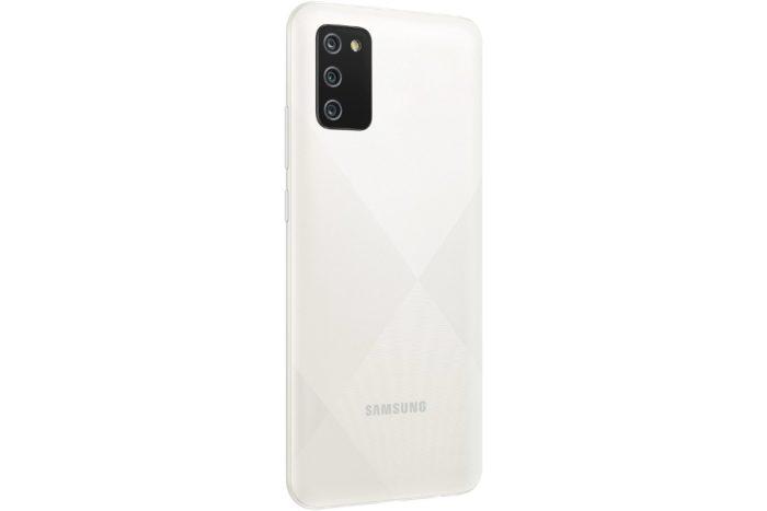 گوشی سامسونگ گلکسی A02s حافظه 64 گیگابایت رم 4 گیگابایت سفید