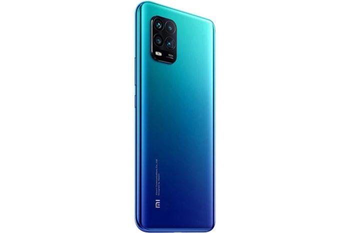 گوشی شیائومی Mi 10 Lite 5G حافظه 128GB با 6 گیگابایت رم آبی