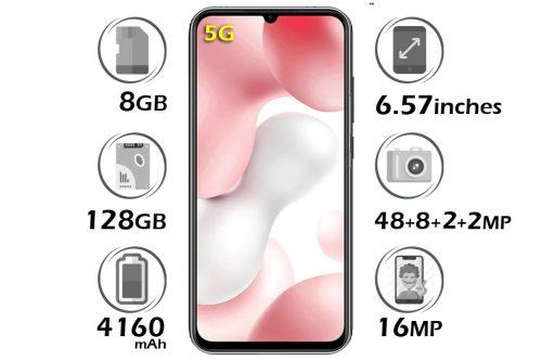 گوشی شیائومی Mi 10 Lite 5G حافظه 128GB با 6 گیگابایت رم