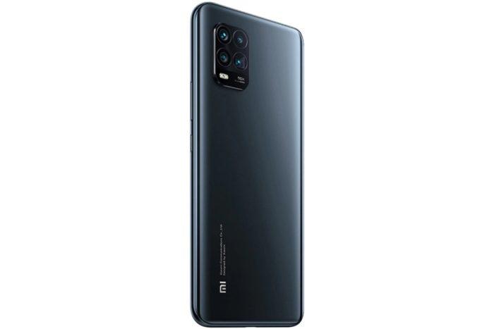 گوشی شیائومی Mi 10 Lite 5G حافظه 128GB با 6 گیگابایت رم طوسی