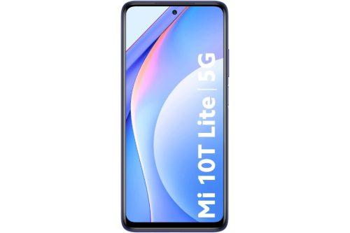 گوشی شیائومی Mi 10 Lite 5G حافظه 64 گیگابایت رم 6 گیگابایت آبی