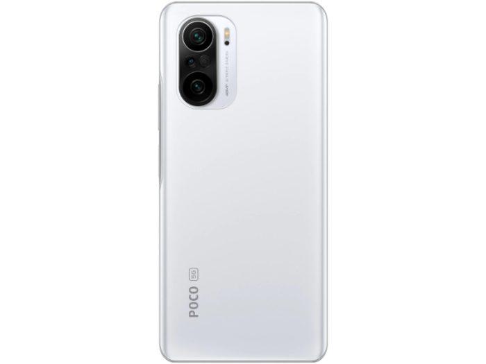 گوشی شیائومی Poco F3 5G حافظه 256 گیگابایت رم 8 گیگابایت سفید