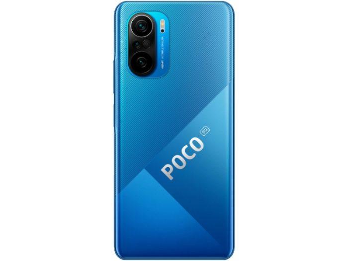 گوشی شیائومی Poco F3 5G حافظه 256 گیگابایت رم 8 گیگابایت آبی